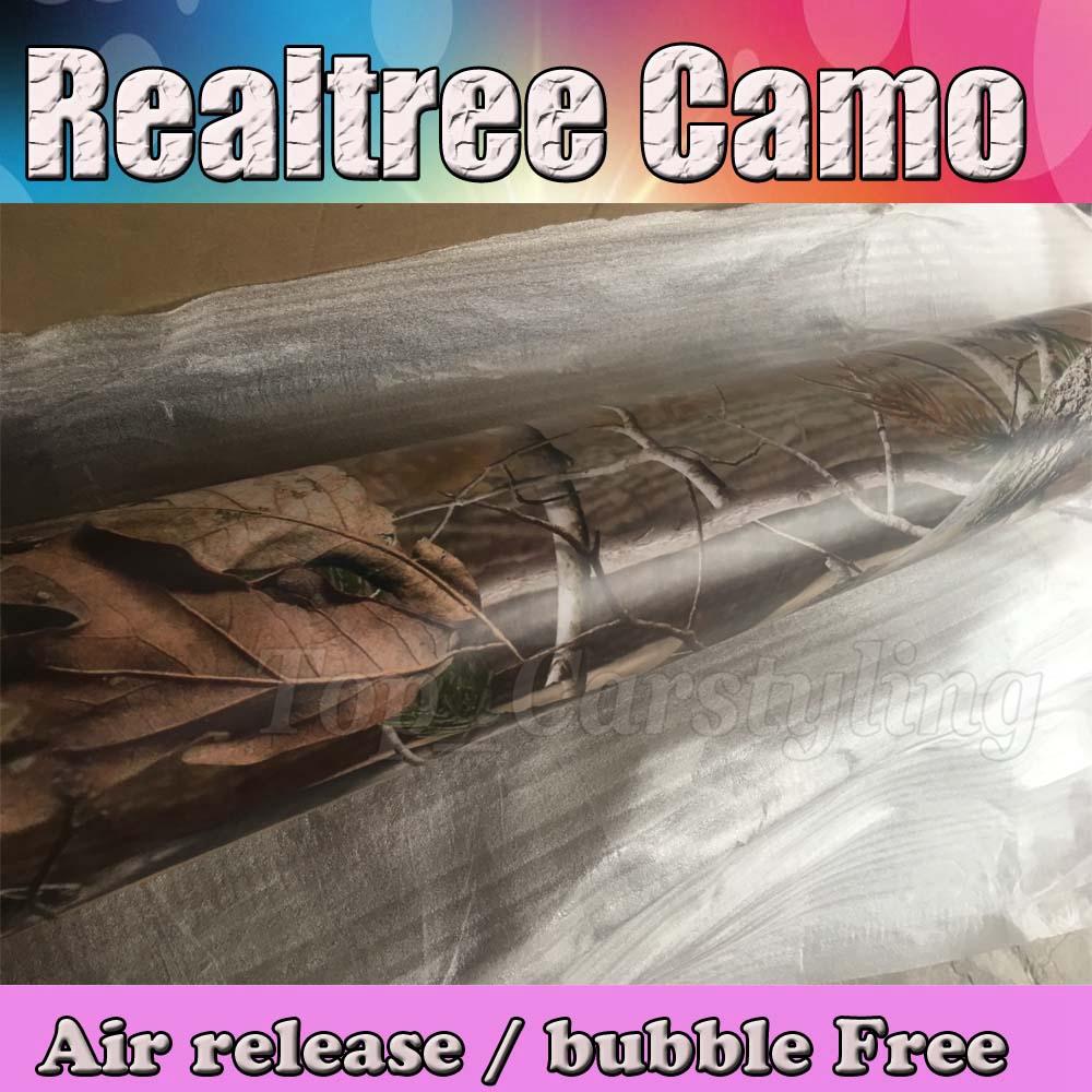 Realtree camo vinyl sticker foile wrap sheet Camouflage Film Car Decals 3M Avery Arlon Vinyl (3)