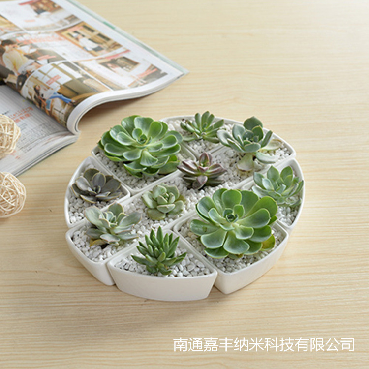 Online Get Cheap Ceramic Plant Pots Aliexpress Com