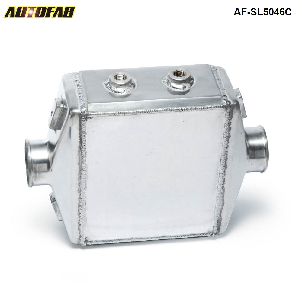 Turbo Water to Air Intercooler 250 X <font><b>220</b></font> X 115mm Inlet/Outlet: 3