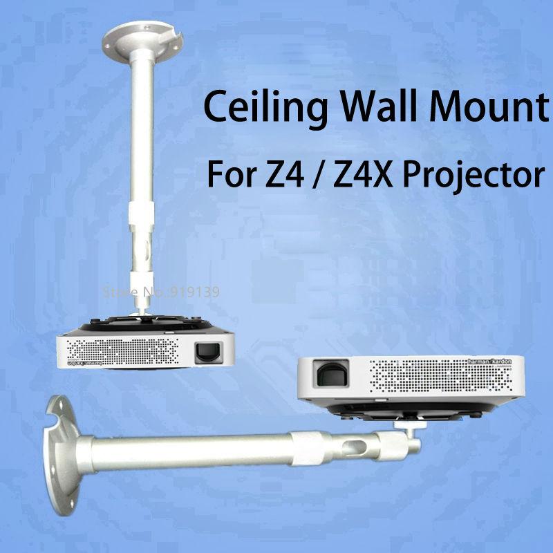 Beamer Ceiling Wall Mount Hanger For Mini Projector YG300 YG400 D60 GP70 K1 K2 K7 Y2 UFO R7 R9 P09 Bracket Adjustable 30 To 60cm