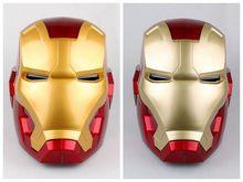 Free Shipping High Quality Iron Man Helmet Ring Sensor Switch Tony Stark