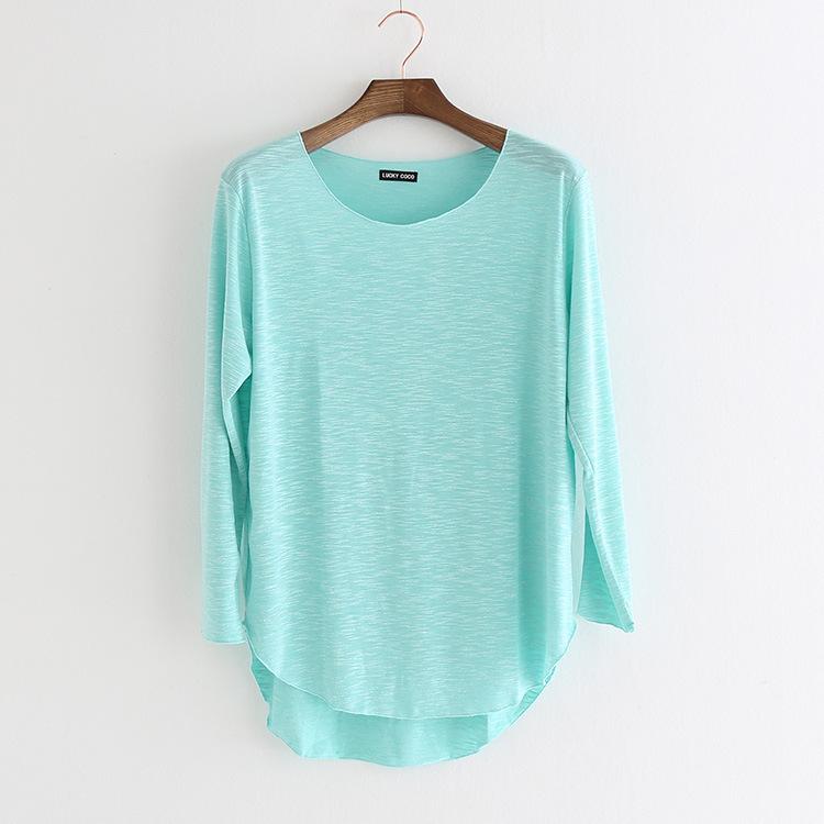 Blusa loose t-shirt 9