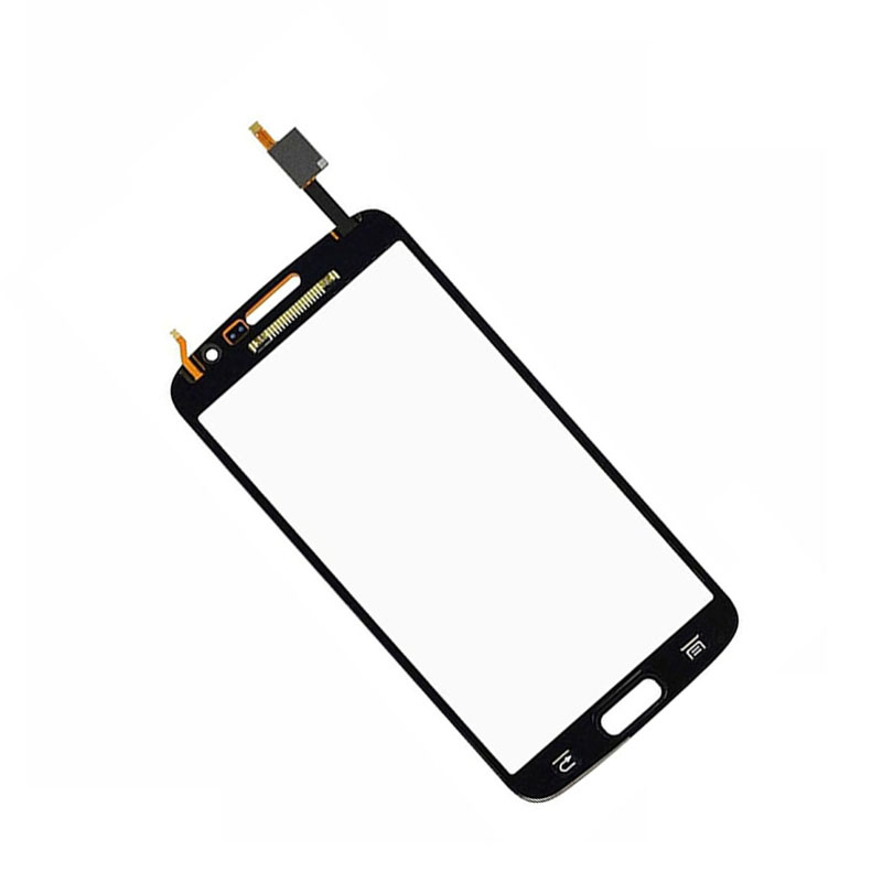 Black/White For Samsung Galaxy Grand 2 Duos G7105 G7106 G7108 G7102 Digitizer Touch Screen Panel Sensor Glass Replacement