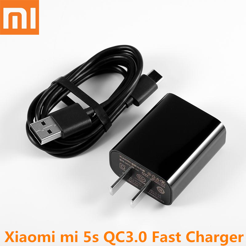Mobile Phone Chargers Lovely Original Xiaomi Fast Charger Genuine Qc 3.0 Quick Charge Eu Usb Wall Power Adapter For Mi A2 A1 8 Se 6 6x Mix Max 2 2s 3 Mi8 Mi6