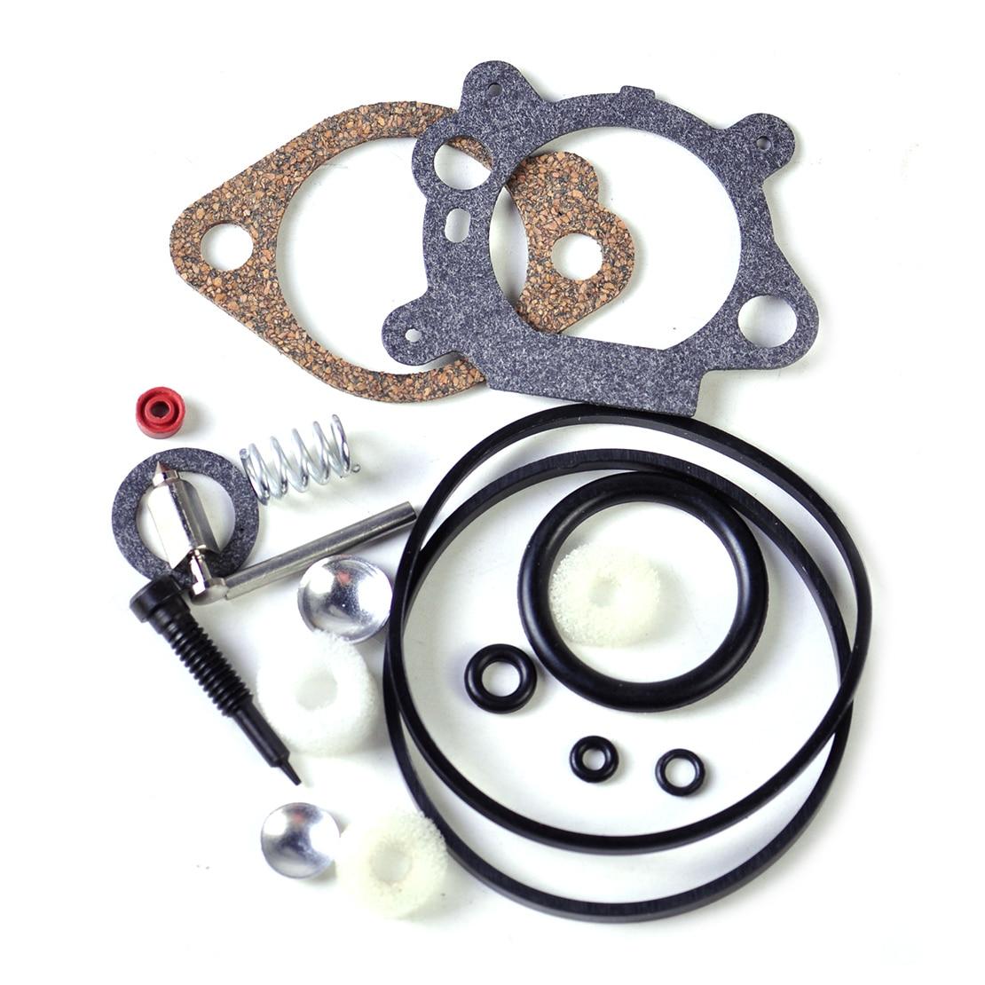 LETAOSK Carburetor Carb Gasket Rebuild Repair Kit Fit For Briggs & Stratton 492495 493762 498260