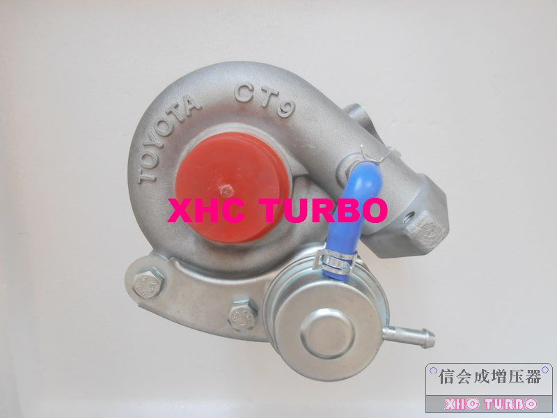 NEW CT9 2 CT9A SPEEDVISION Turbo Turbocharger for TOYOTA Starlet GT EP82 85 91 4E FTE 1.3L Hybird