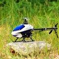 Global Águia 480E 9CH 2.4 GHz RTF Helicóptero de controle Remoto Elétrico/RTG DFC Brushless Aeronaves 3D dublê de Drones
