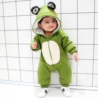 Bebes Baby Boy Girls Rompers Baby Boy Suits Kds Jumpsuits Clothing Autumn And Winter Baby One
