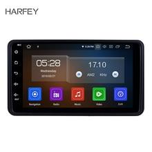 Harfey 7 дюймов Android 9,0 автомобильный стерео радио для Suzuki Jimny 2006 2007-2012 1Din головное устройство gps навигация мультимедийный плеер Wifi