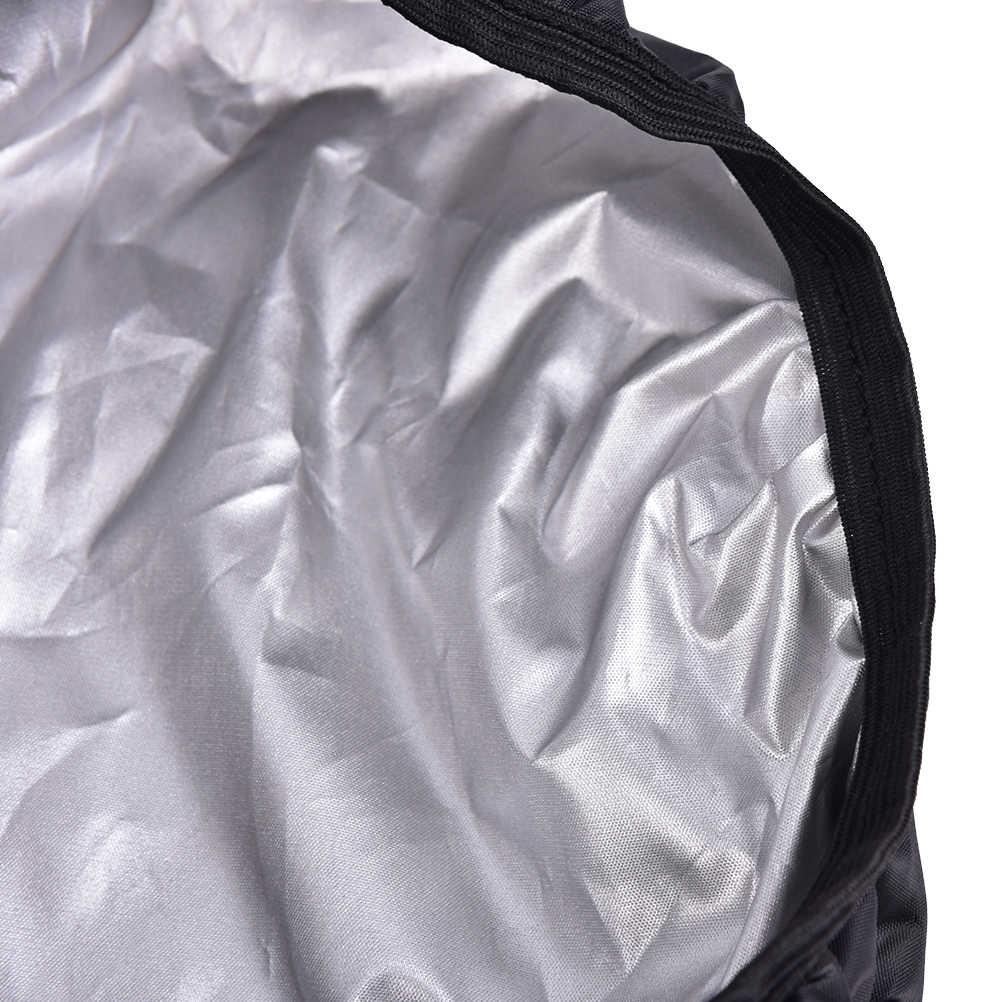 Wholesale Elastic Waterproof Bike Bicycle Seat Rain Cover Elastic Rain and Dust Resistant Outdoor UV Protector High Quality