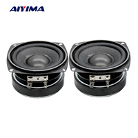 Aiyima 2PC 3Inch Audio Speaker 78MM 8Ohm 30W Bass Multimedia Speakers Mini Magnetic Loudspeaker For Audio