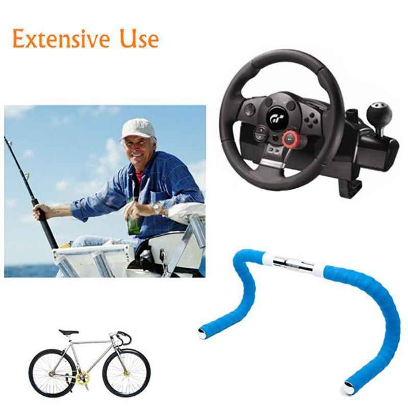 Nouveau haute qualité ceinture guidon bande enroulement antidérapant poignée accessoire cyclisme route vélo bande vélo liège guidon