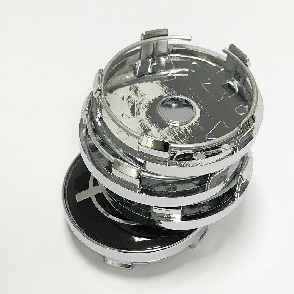 4pcs Free shipping 60mm Opel wheel center hub cap cover emblem car styling for Astra Mokka Insignia Zafira Corsa Tigra