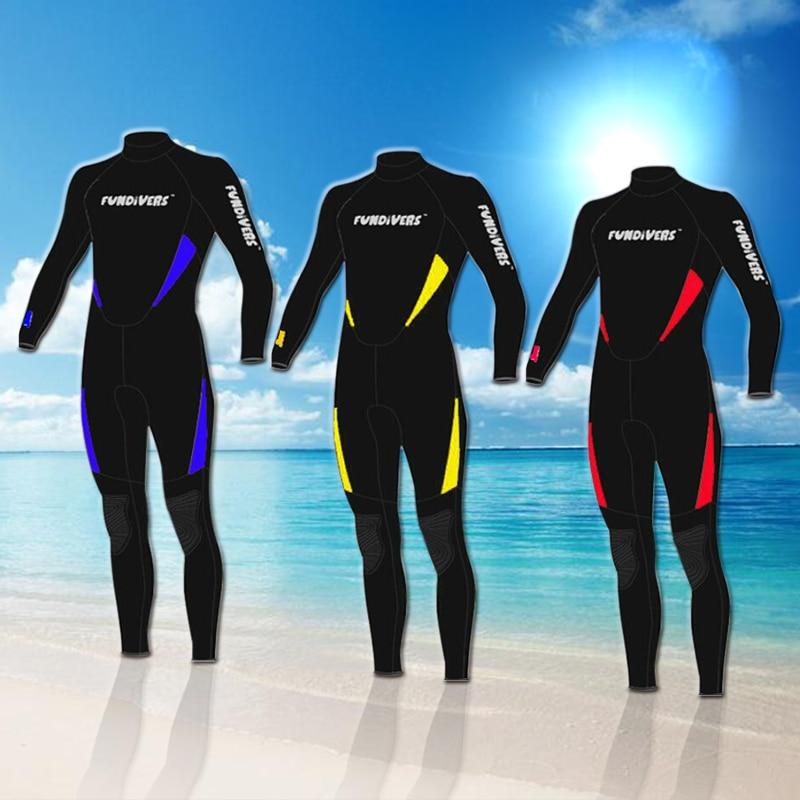 Men's Neoprene 3mm Scuba Dive Wetsuit Spearfishing Wet ...