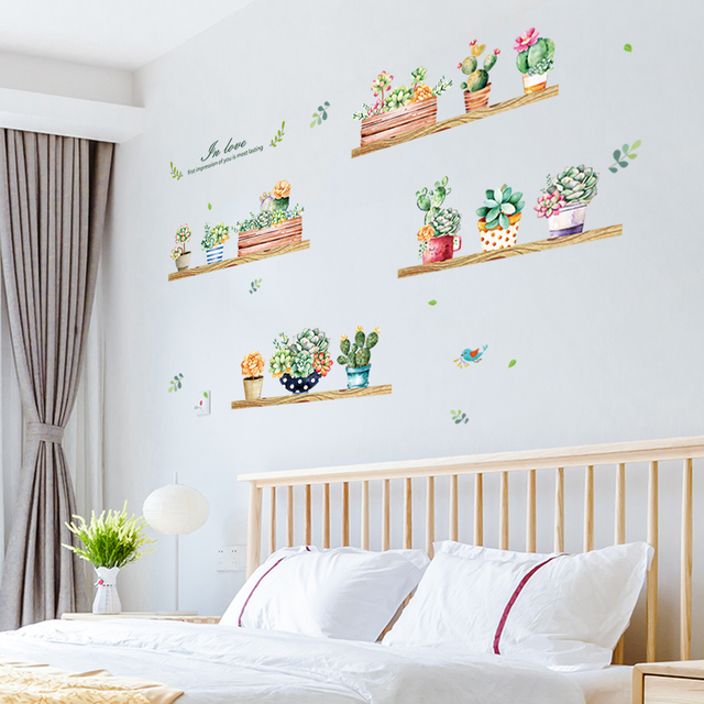 Bonsai Wall Stickers 6