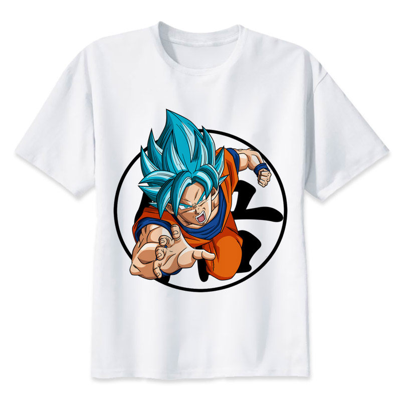MR_618_Dragon Ball Z T-Shirt Goku SSJ T-Shirt