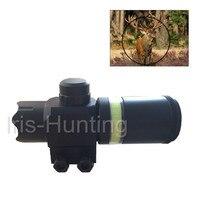 Rifle Gun Optics 2X28 Green Dot Real Fiber Scope Tactical Riflescope Sight for Hunting Shooting