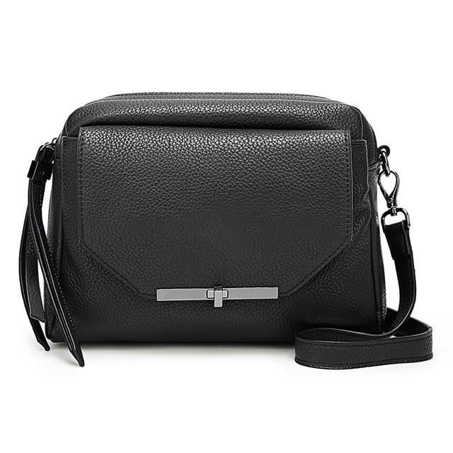 AMELIE GALANTI small crossbody bags for women 2018 practical female PU leather shoulder bags long strap women bag ladies purse