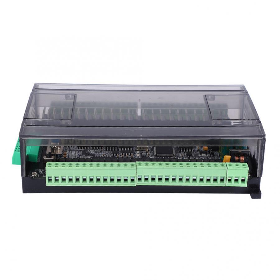 Motor Regulator Industrial Control Board FX3U 48MT 24 Input 24 Output 24V 1A With Transistor Output