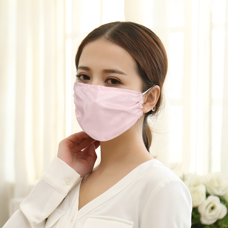 Solid Color Face Masks 2018 New Men Women Anti-bacterial Dust Masks Fashion Unisex Breathable Mask For Mouth High Quality M007
