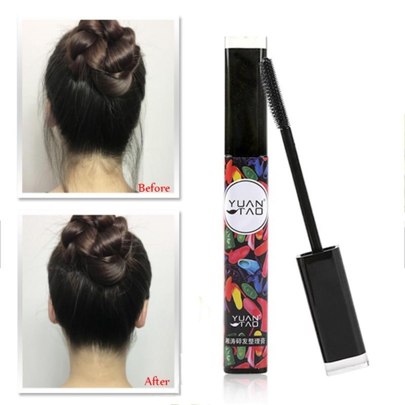 Broken Hair Finishing Cream Refreshing Not Greasy Small Broken Hair Shaping Gel Sticks Easy To Shape Hairstyle