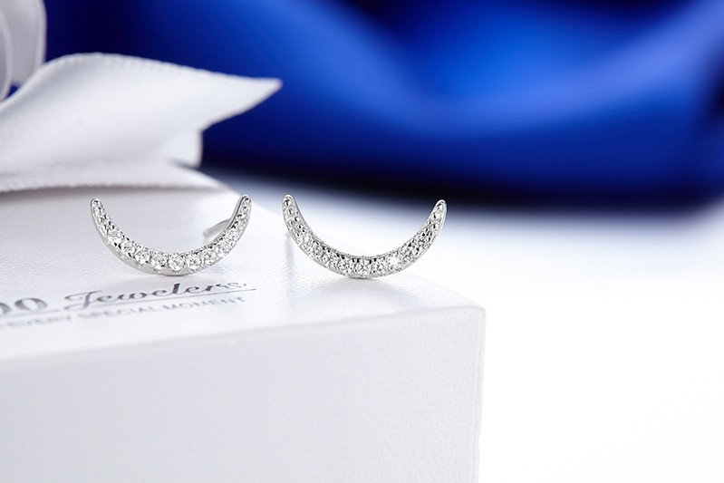 for earring 925 sterling silver jewelryDE93120A (1)