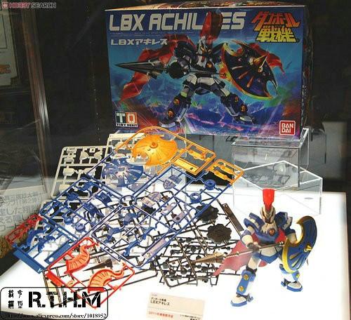 Bandai-Danball-Senki-Plastic-Model-001-LBX-Achilles-Scale-model (5)