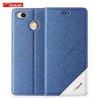 Xiaomi Redmi 4X Case PU Leather Stand Magnetic Flip Cover Smart Case For Xiaomi Redmi 4X