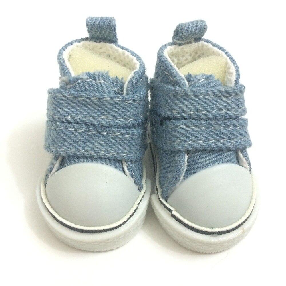 5 cm 미니 장난감 캔버스 신발 1/6 bjd 인형 신발 액세서리 인형, 패션 인과 스니커즈 신발 인형 부츠 12 짝/몫-에서인형 액세서리부터 완구 & 취미 의  그룹 3