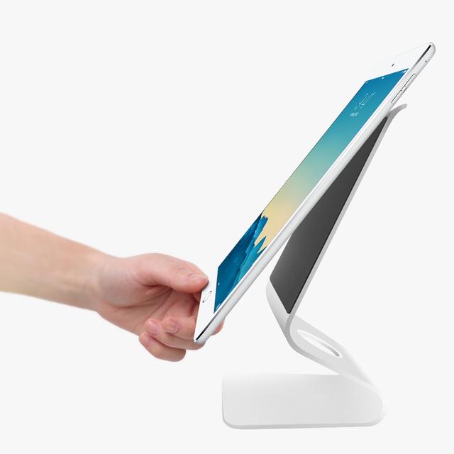 IQunix Zand Para IPad/Tablet PC Soporte, Nano Tecnología de Succión Micro