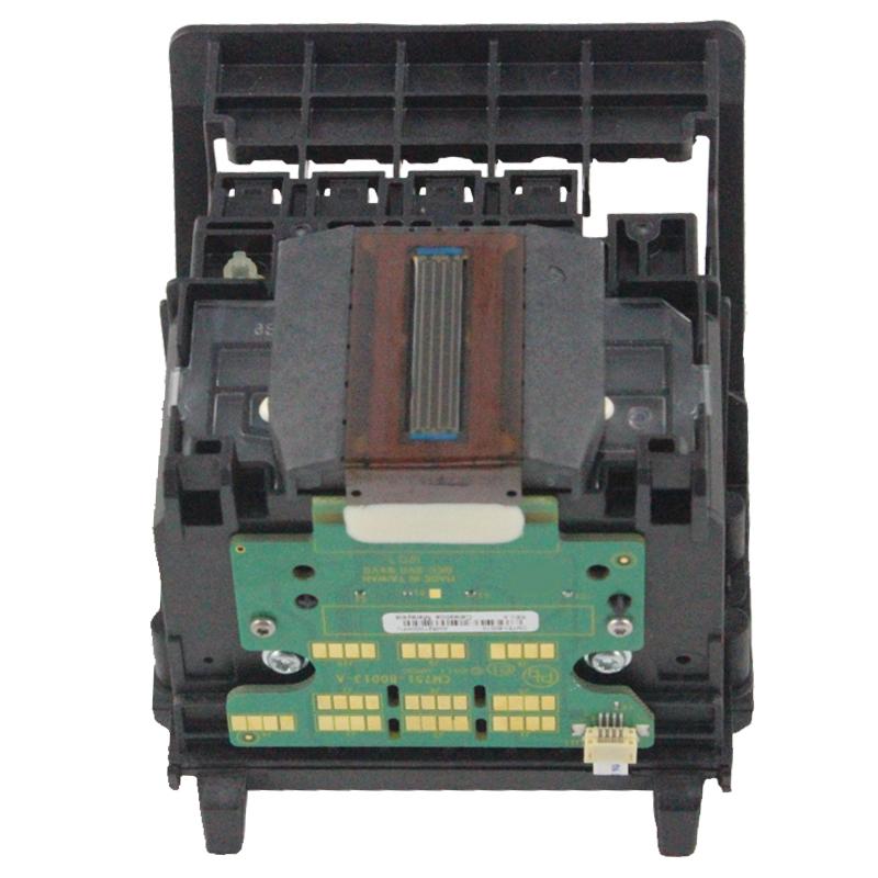 Prix pour (1 pièces) de haute qualité! remises à neuf color tête d'impression pour HP 950 utiliser pour HP 8100/8600