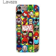 Marvel Comics Phone Case iPhone 10 X 8 7 6 6s Plus 5 5S SE 5C 4 4S