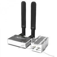 10 км 1080 P FPV Insight 5 г 100 МВт/200 МВт Full HD 1080p HDMI цифровой FPV Беспроводной видео передатчик Combo