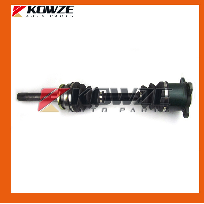 Right Front Axle Drive Shaft Assembly For Mitsubishi Pajero Montero I II Sport Challenger 4G54 6G72 4D56 6G74 4M40 MR276870 power steering oil pump assy for mitsubishi pajero montero shogun ii 3 0 3 5 l v6 6g72 6g74 mr267662 page 1 page 2