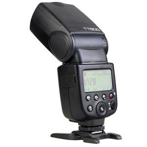 Image 3 - 2x Godox TT600 2,4G Wireless X System Kamera Blinkt Speedlites Mit X1T C Sender Trigger für Canon Kameras + Freies geschenk Kit
