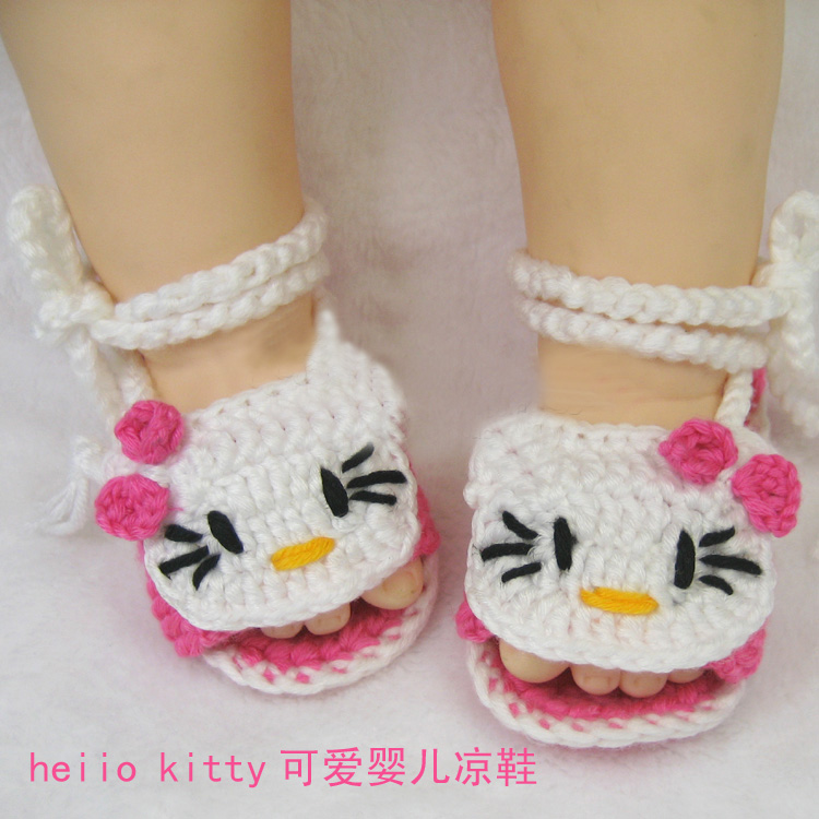 Free Crochet Pattern For Hello Kitty Shoes Pakbit For