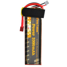 You&me AKKU LiPo RC Battery 7.4V 3300MAH 35C For Helicopter airplane Car Quadcopters