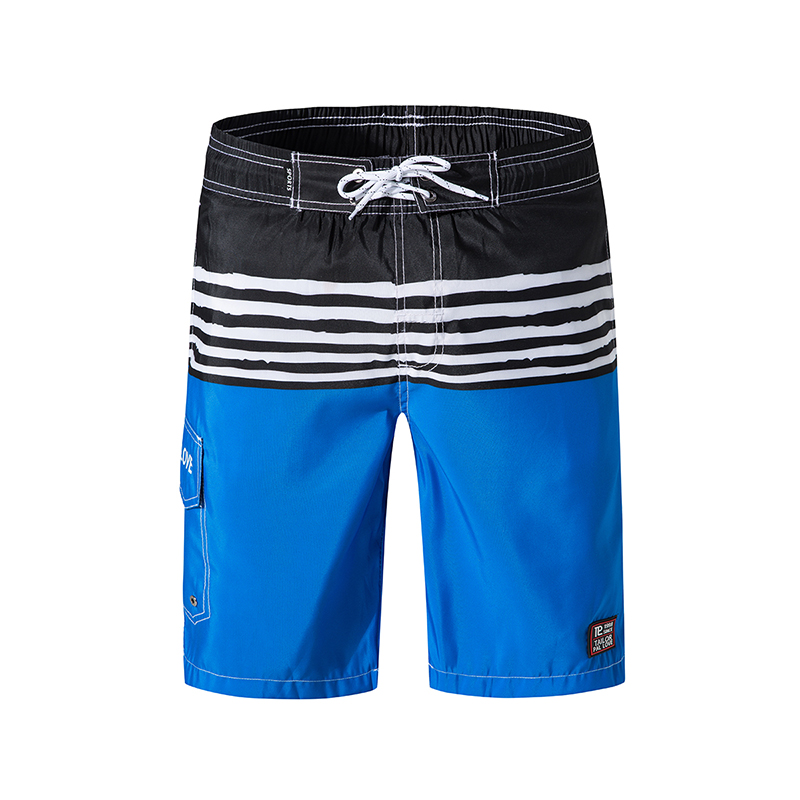 Boardshorts Men Beach <font><b>Board</b></font> <font><b>Shorts</b></font> with Liner Quick Dry Male Bermuda Surf Swimwwear Suit Polyester Bermuda Hombre <font><b>Phantom</b></font> 2019 image