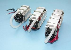 Image 5 - 12V 240W 480W Semiconductor kälte CPU hilfs wasser gekühlt klimaanlage fan Raum temperatur kühlung kalt air wind
