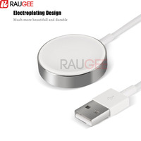 Raugee For Apple Watch Charger 1m 3 2ft Magnetic Wireless Charging USB Cable Adapter Charge Dock
