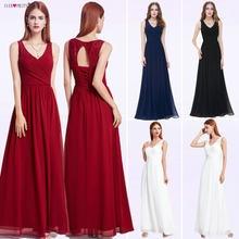 9aa05e20758 Кружевные вечерние синее платье EP08871 Ever Pretty Большие размеры 2019  женские новые кружевные Элегантные с v