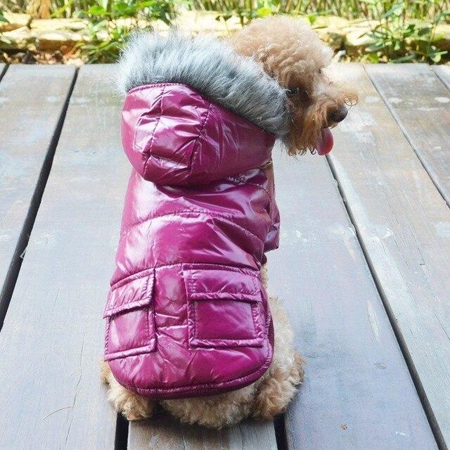 US $8.79 |Norden Hund Jacke und Mantel Baumwolle Winter Gesicht Pet Hoodie Hund MantelKleidung Haustier hund kleidung Freies Verschiffen in