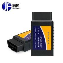 Best ELM327 WI-FI EasyDiag Авто OBD2 инструмент диагностики ELM 327 WI-FI OBDII ELM327 сканер v 2.1 Беспроводной как для Android /IOS