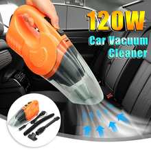 12V 120W Car Vacuum Cleaner Wet And Dry Dual Use Auto Cigare