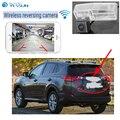 YESSUN для Toyota RAV4 XA40 2013 ~ 2015  автомобильная беспроводная камера заднего вида  камера заднего вида с ночным видением