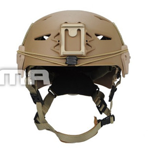 Image 2 - Sports Helmets Military NEW TB FMA BUMP EXFLL Lite Tactical Helmet Black AirsoftSports Paintball Combat Protection Free Shipping