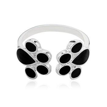 Dog Paw Print Rings  1