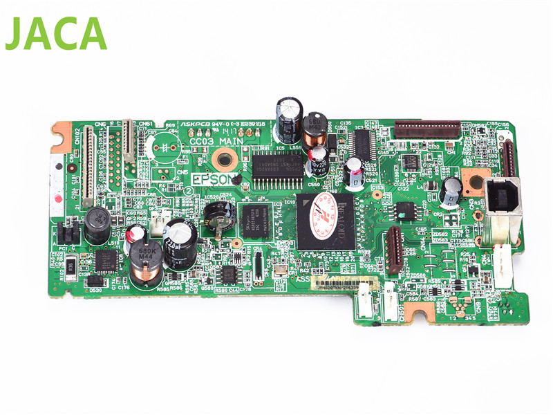 Best quality Original L555 Mainboard Mother Board Main Board For Epson L555 Printer hot sales Formatter Board formatter main board mainboard for epson tm t88v label printer