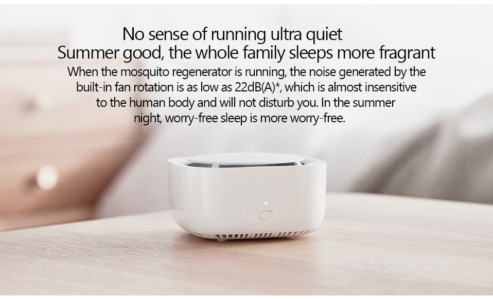 2019 New Xiaomi Mijia Mosquito Repellent Killer Smart Version Phone timer switch with LED light use 90 days Work in mihome AP (7)