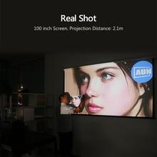 AUN DLP WIFI Projector